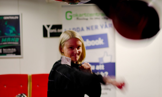 3-kamp på Gokartcentralen i Göteborg & Kungälv