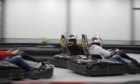 Kör drop-in hos Gokartcentralen - racing för alla